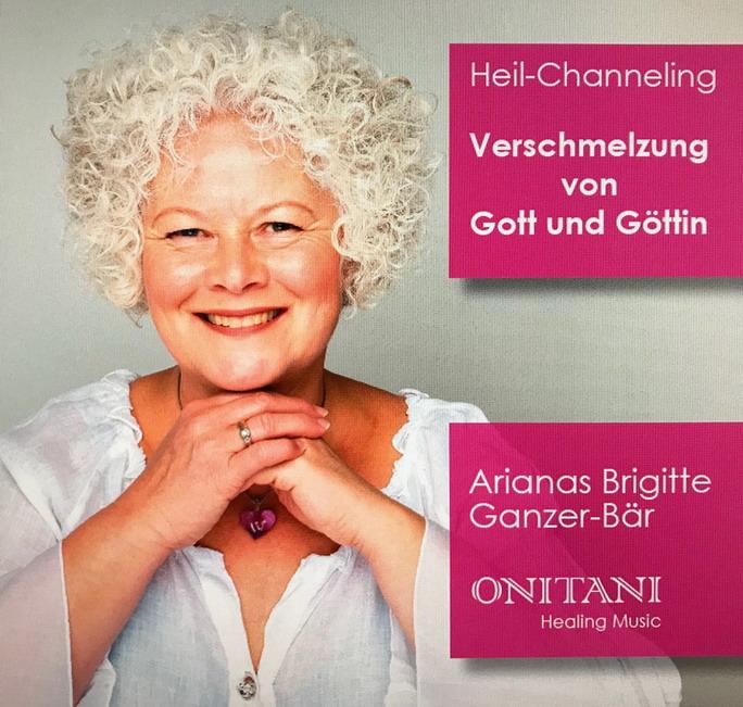 CD Gott und Göttin, Channeling-Konzert
