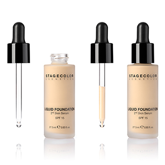 Liquid Foundation Cool Beige