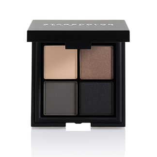Satin Feeling Eyeshadow Quartet Shades of Nude
